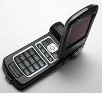 Nokia N93 Внешний вид.