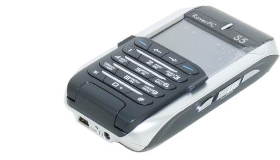 Rover S5 с цифровой клавиатурой