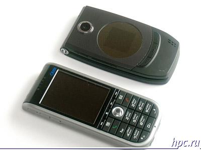 Qtek 8310 и Qtek 8500