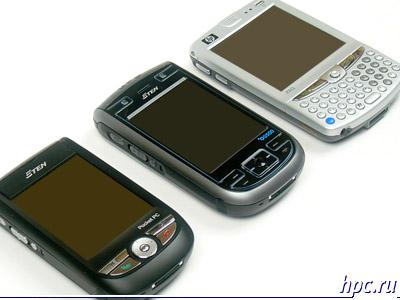 E-Ten M600, E-Ten G500 и HP iPAQ hw6515