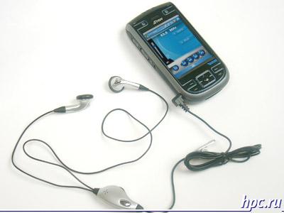 E-Ten G500: радио