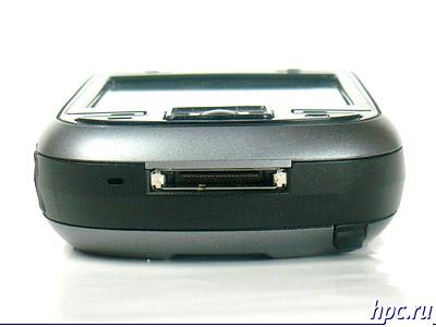 E-Ten G500: нижняя часть