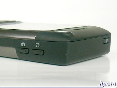 HTC MTeoR: правый торец