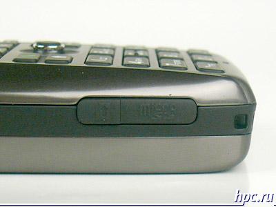 HTC MTeoR: слот расширения