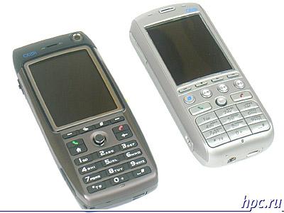 HTC MTeoR и Qtek 8300