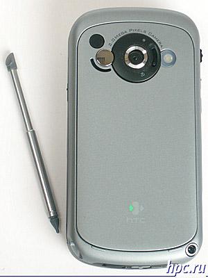 HTC TyTN: задняя часть