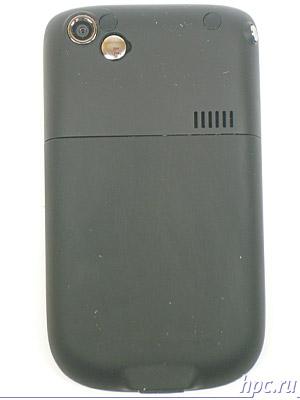 HTC S620: задняя часть