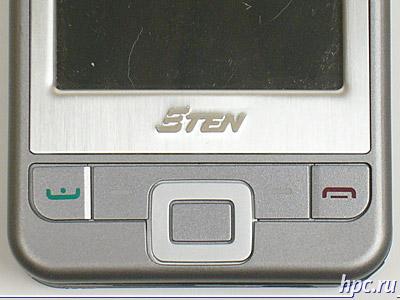 E-Ten X500 Glofiish: под экраном
