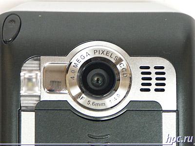 RoverPC S5: встроенная цифровая камера