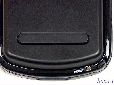 RoverPC W5: задняя часть