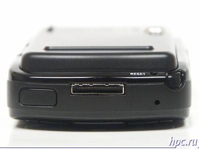 RoverPC W5: нижний торец