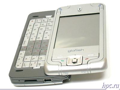 Glofiish M700: QWERTY-клавиатура