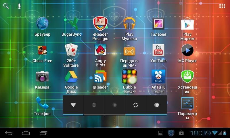 знакомство андроид планшет