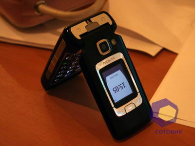Обзор Nokia 6290