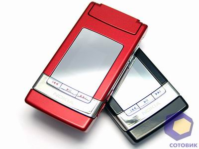 Обзор Nokia N76