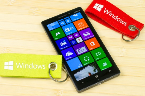 Nokia Lumia 930 на Windows