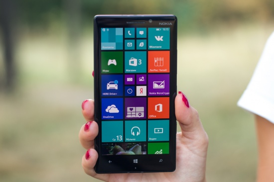 Новая Nokia Lumia 930