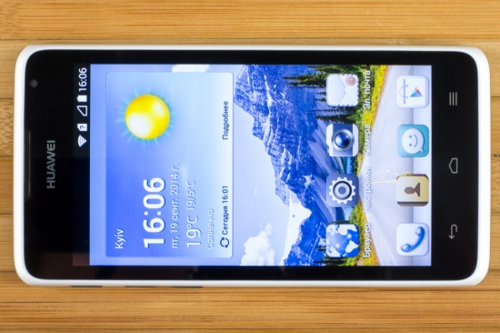 Дисплей Huawei Ascend Y530