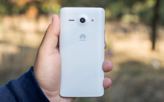 Качество сборки Huawei Ascend Y530