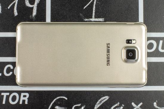 Задняя крышка Samsung Galaxy Alpha