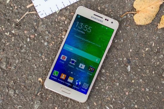 Цена Samsung Galaxy Alpha $640