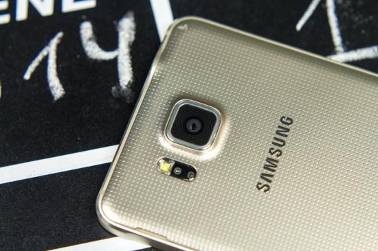 Камера Samsung Galaxy Alpha