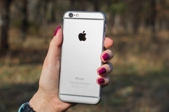 Дизайн Apple iPhone 6