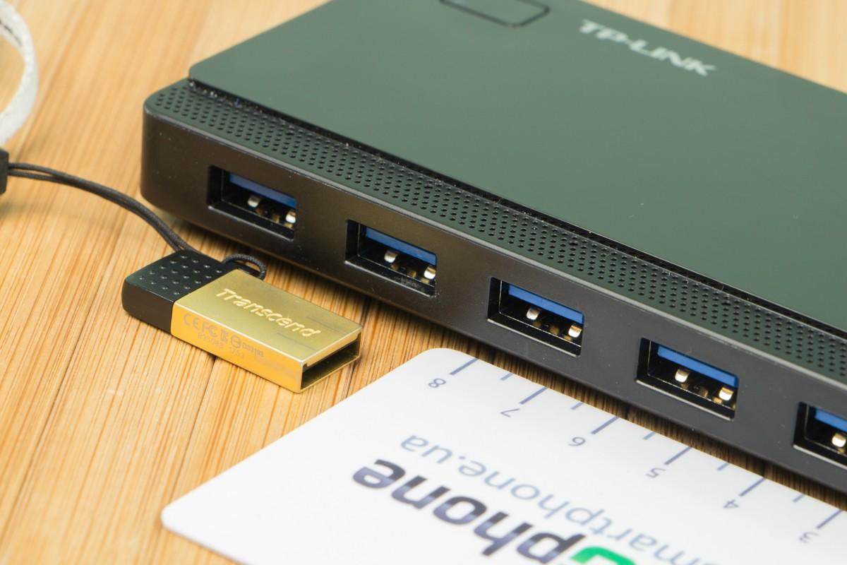 Тест-обзор TP-LINK UH720: USB 3.0 хаб на 7 портов
