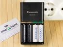 Обзор Panasonic BQ-CC55E: зарядное устройство с индикатором остаточной емкости