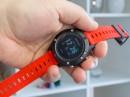 Обзор NO.1 F5 - смарт часы с GPS, которые живут 3 недели