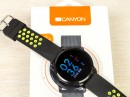 Обзор Canyon CNS-SW71: смарт-часы в металле с двумя ремешками в комплекте, простым меню и защитой IP68