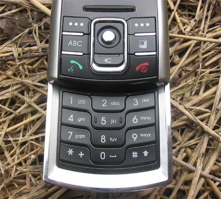 Клавиатура Samsung D720
