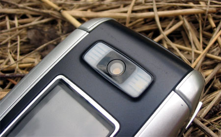 Камера Samsung D730