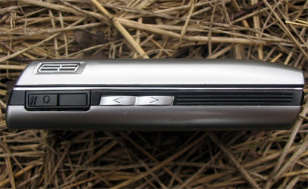 Левый торец корпуса Samsung D720