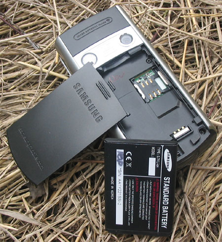 Аккумулятор Samsung D720