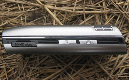 Правый торец корпуса Samsung D720