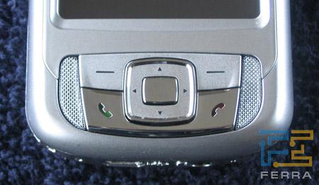 HP iPAQ rw6815: аппаратные клавиши