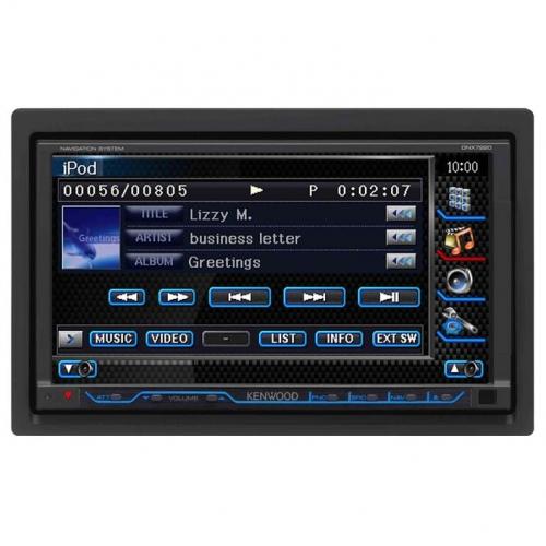Автомагнитола Kenwood DNX-7220