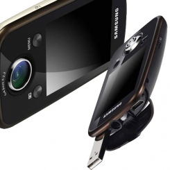 Samsung HMX-E10 - фото 6