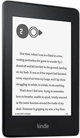 Amazon Kindle Paperwhite 2013, прошивка, характеристики