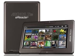 Новая прошивка для Archos 70b eReader