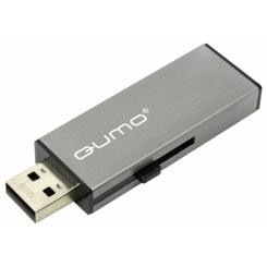 QUMO Aluminium USB 2.0 32Gb - фото 1