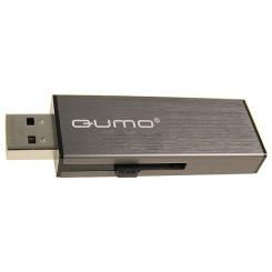 QUMO Aluminium USB 3.0 32Gb - фото 2