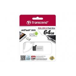 Transcend JetFlash 380 64GB - фото 3
