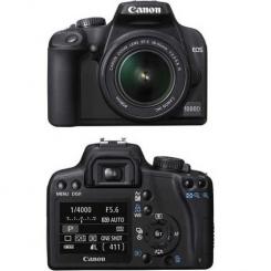 Canon EOS 1000D - фото 7