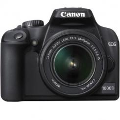 Canon EOS 1000D - фото 6