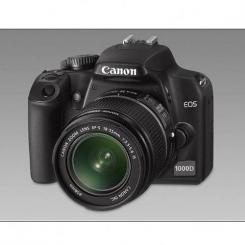 Canon EOS 1000D - фото 11