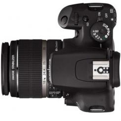 Canon EOS 1000D - фото 8