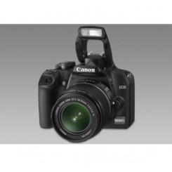 Canon EOS 1000D - фото 2