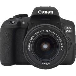 Canon EOS 750D - фото 5